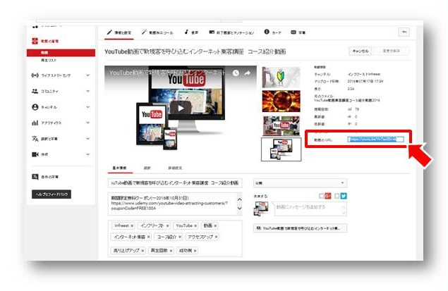 YouTube動画埋め込み
